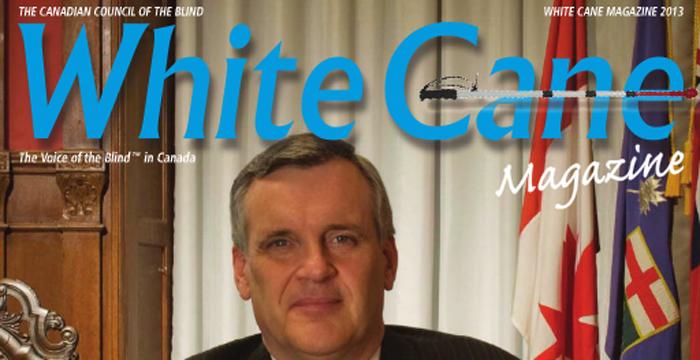 white cane 2013