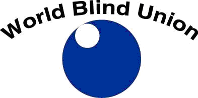 The World Blind Union Logo