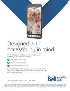Bell Advertisment
