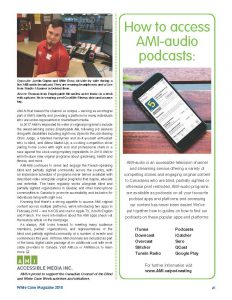 AMI a year in review page 2
