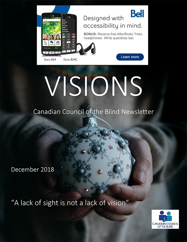 CCB Newsletters – Canadian Council of the Blind 99a2e3db2f27