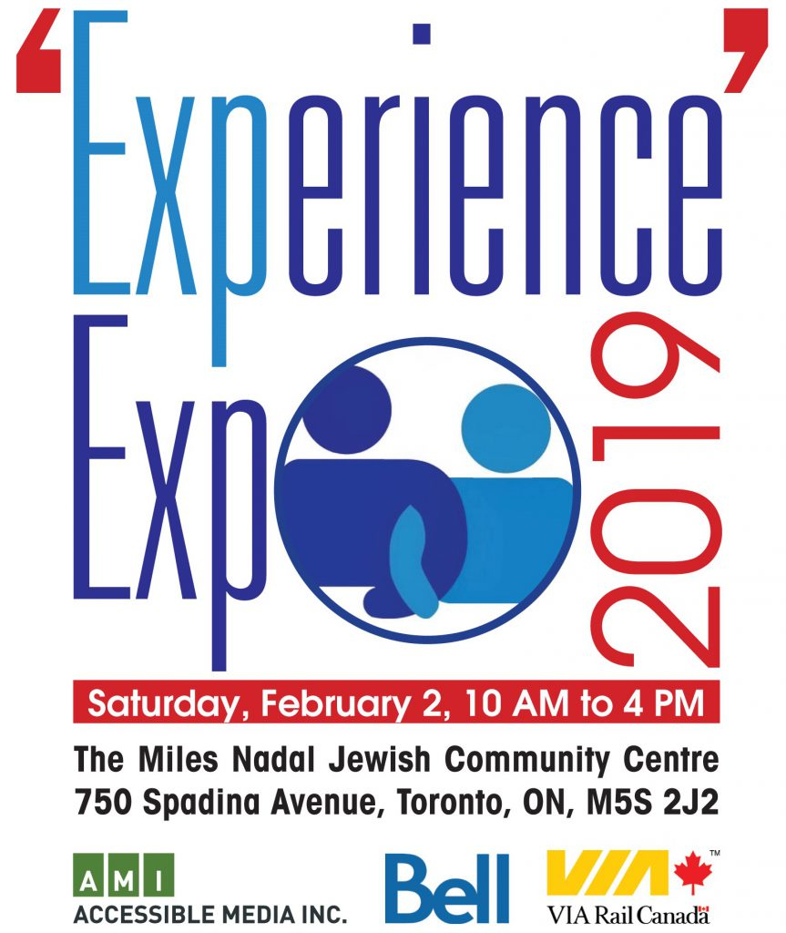 'Experience' Expo Poster