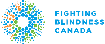 Fighting Blindness Canada Logo