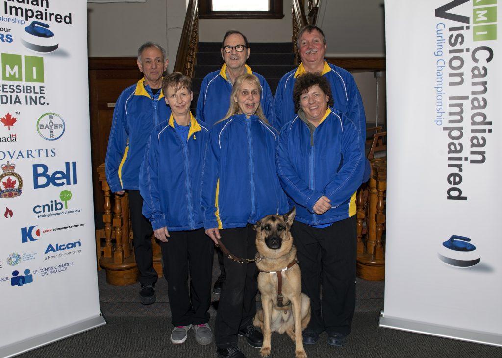 Alberta's Team photo