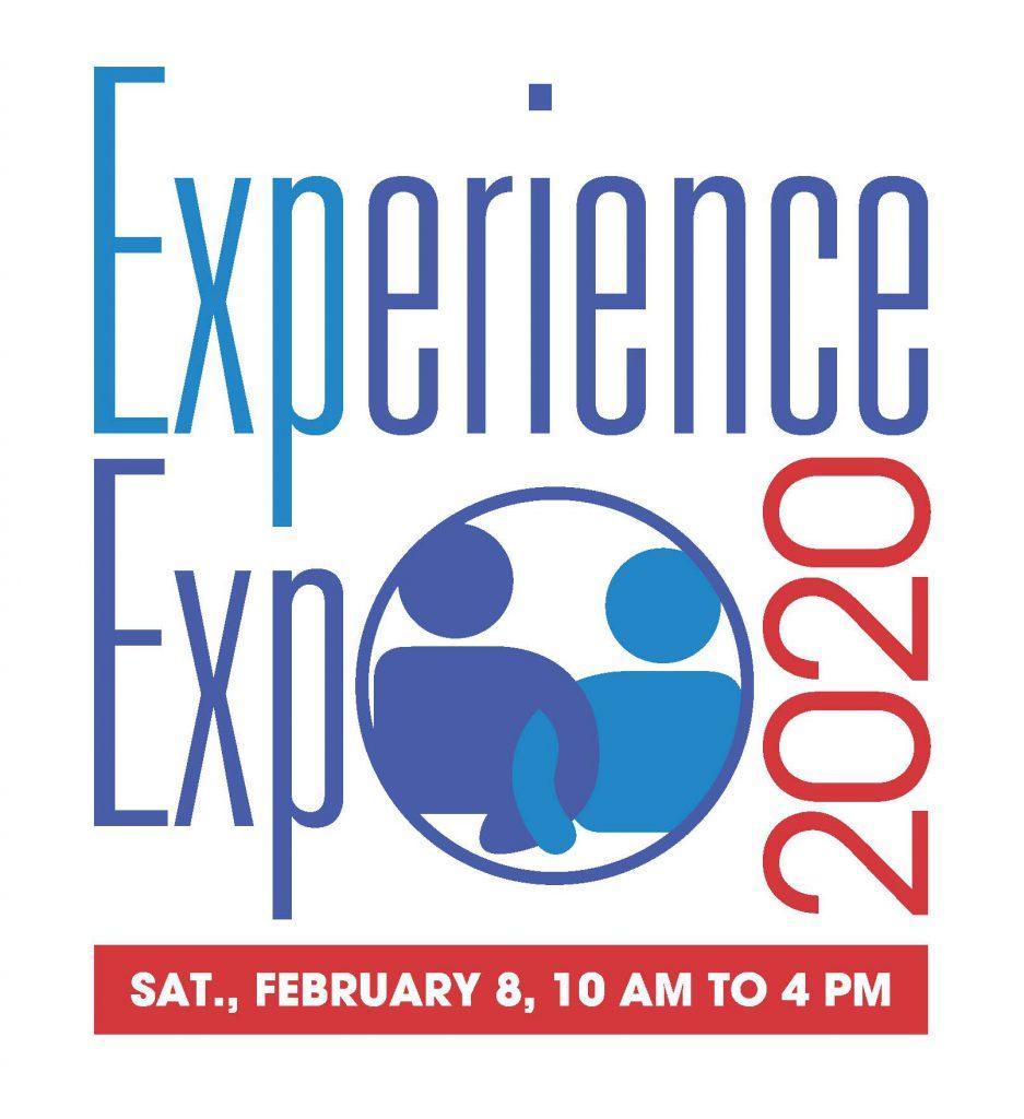 Experience Expo logo from 2020.